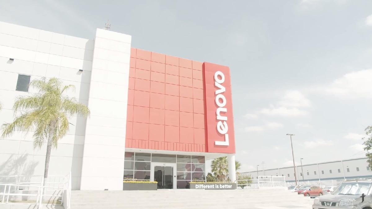 Lenovo tiene su nueva fábrica
