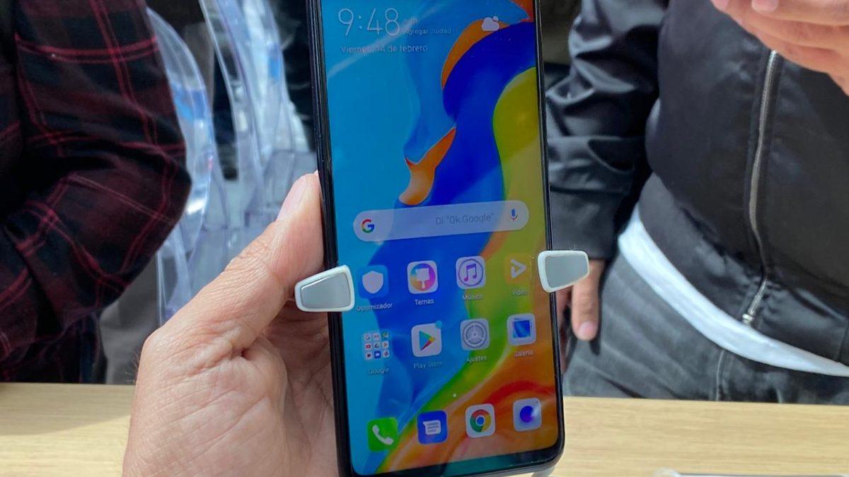 'Huawei P30 lite'